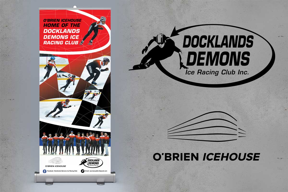 dockland demons banner worthy creative