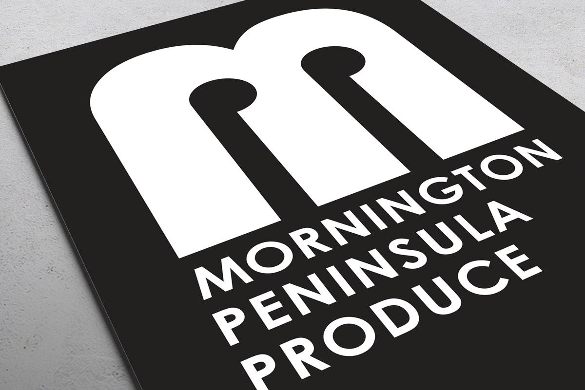 mornington peninsula produce worthy creative design