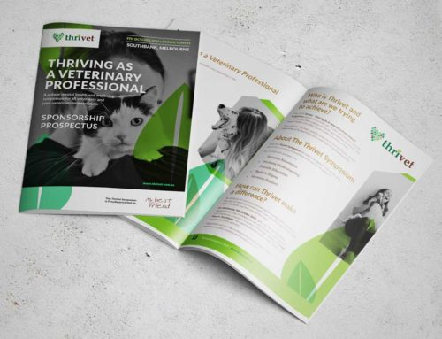 THRIVET SYMPOSIUM PRINT & WEBSITE DESIGN/BUILD