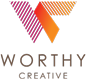 Worthy Creative Design Logo