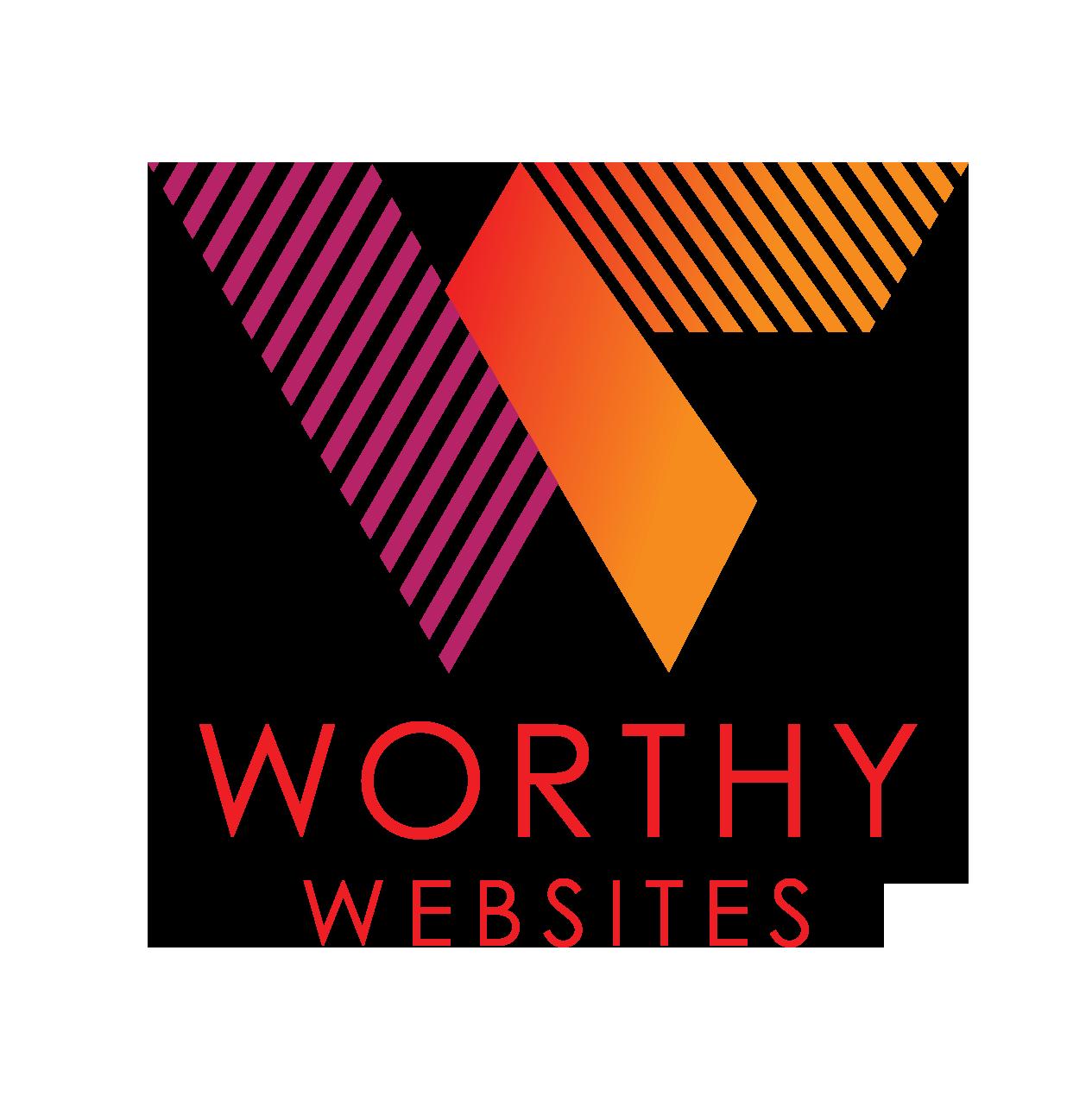 worthy website logo