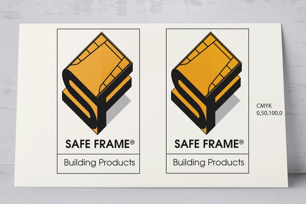 safe frame logo